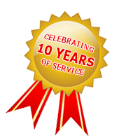 Gold_badge_red_ribbon_10years